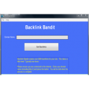 Backlink Bandit Software