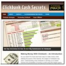 Clickbank Marketing PLR Niche Blog