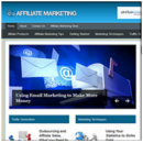 Affiliate Marketing Niche Blog
